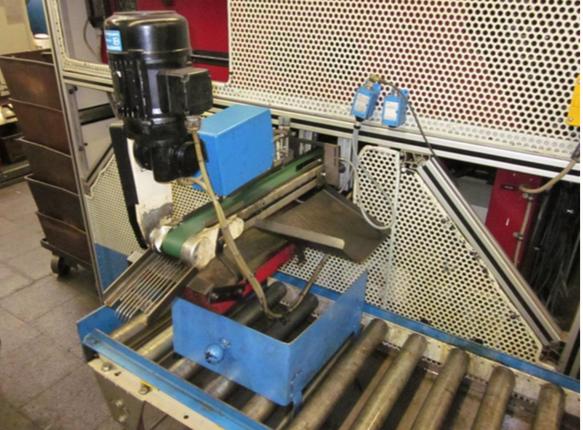 Bad Duben Model PRX32E-CNC 2 Die Cylindrical Thread Roller