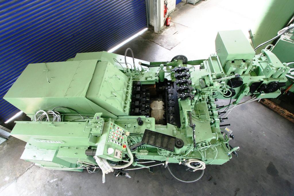 National Model 750 5 Die S-1 Cold Former