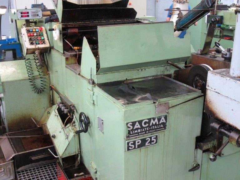Sacma Model SP 25 4 Die Progressive Header