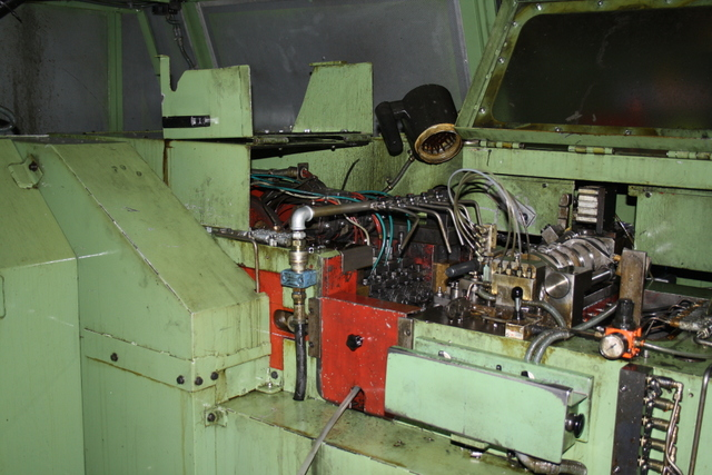 6MM Ceva Model NF54 4 Die Bolt Former