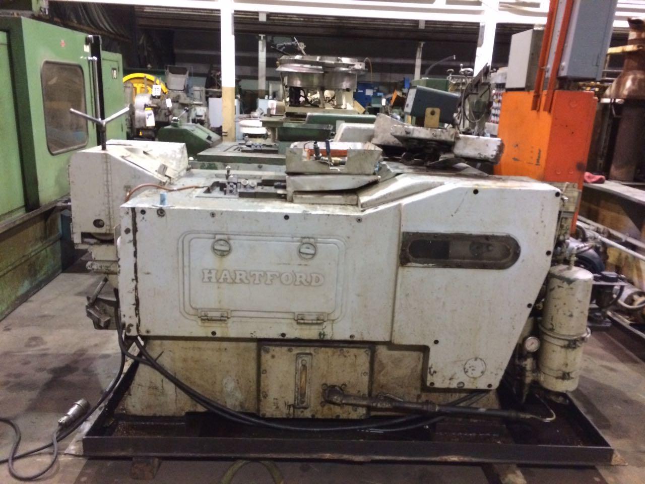 "5/16"" Hartford Model 5-250 High Speed Cold Header"