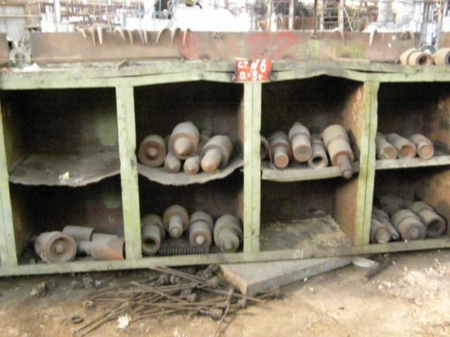 "10"" Kramatorsk Model B1145 3150 Ton Upsetter Machine"