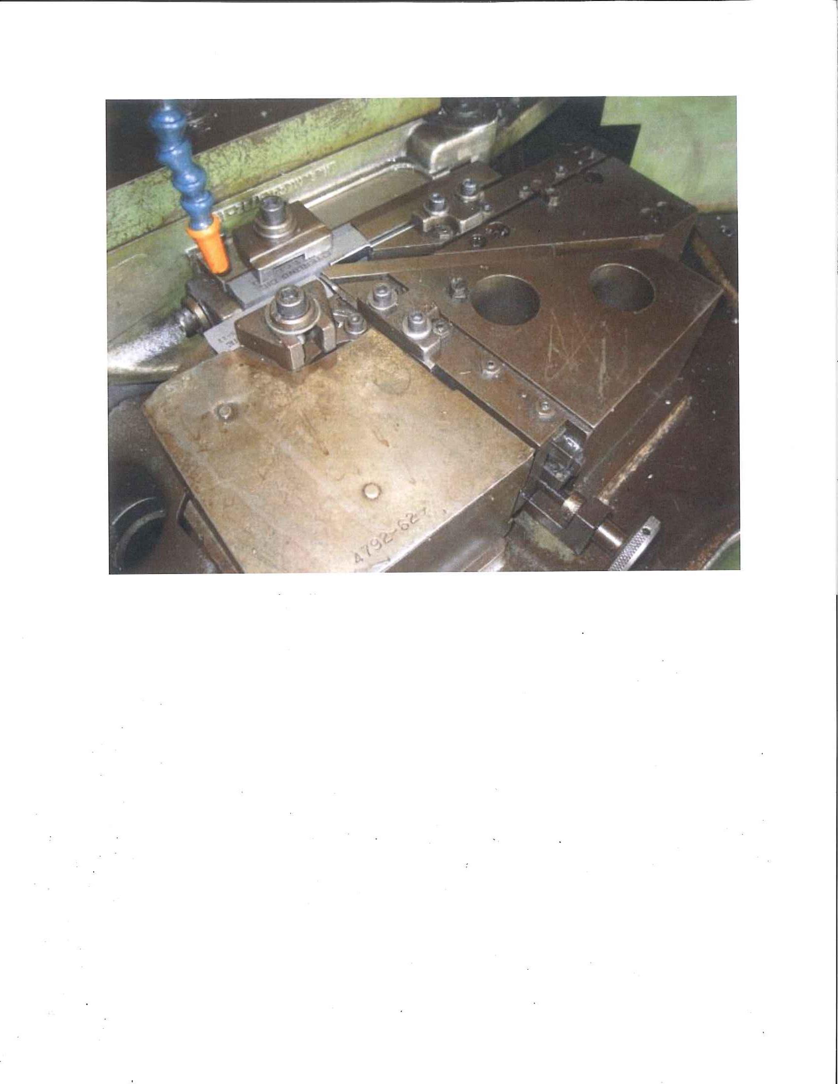 #0 Hartford Model 190 Thread Roller