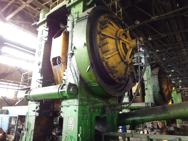 Voronezh 4000 Ton Model KA8546 Hot Forging Press