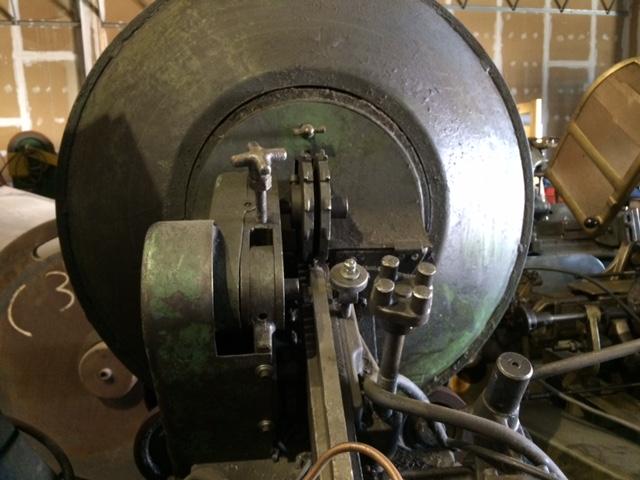 """5/16"""" Hartford Model 10-300 High Speed Thread Roller"""