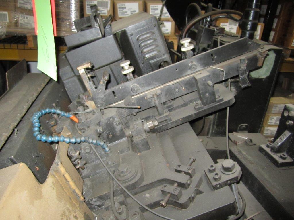 Warren Model WT-1500 Thread Roller