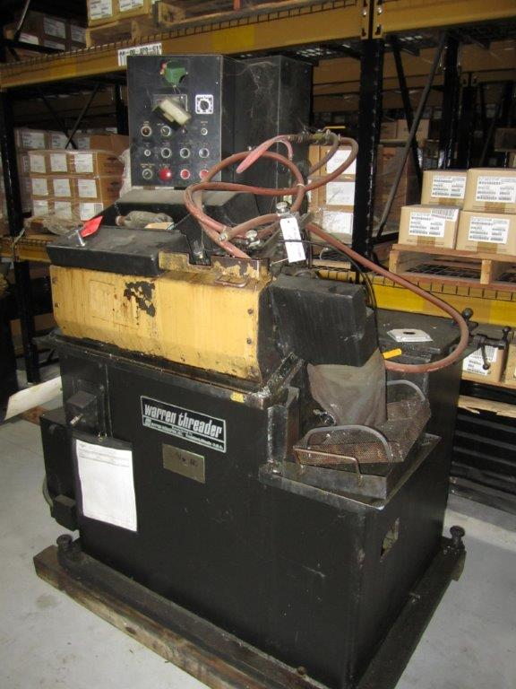 Warren Model WT-500 Thread Roller
