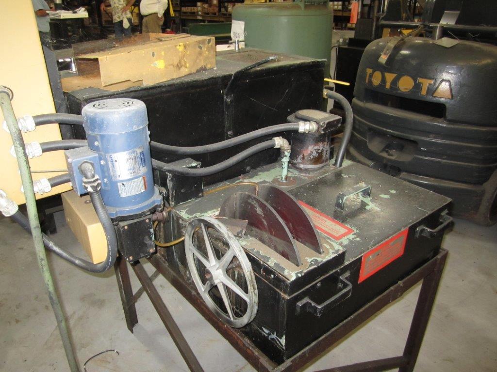Warren Model WW-500 Parts Washer