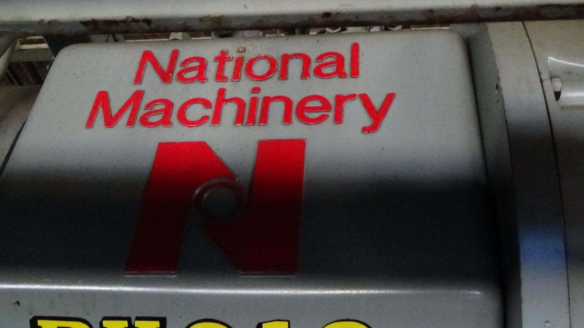 "1/8"" National Model #3 Six Die Microformer Parts former"