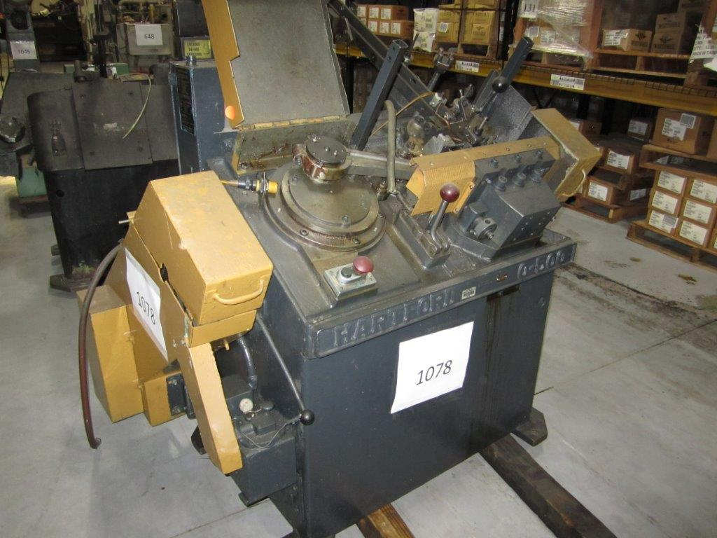 Hartford Model 0-500 Thread Roller