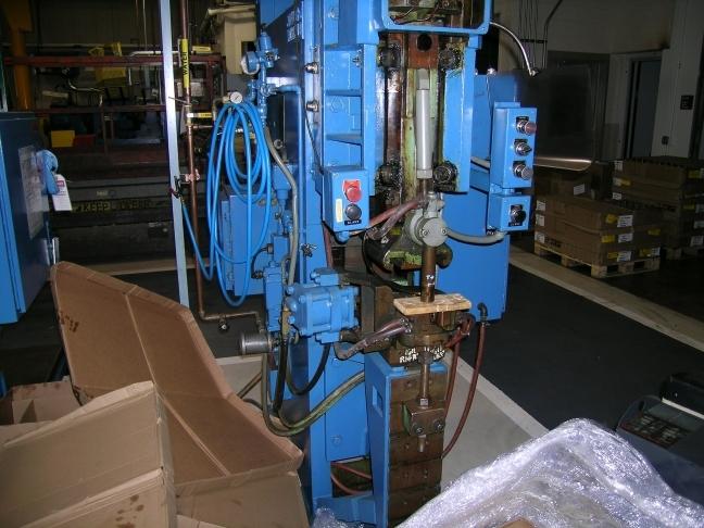 100 KW Taylor-Winfield ERC-12-100-4 Projection Welder
