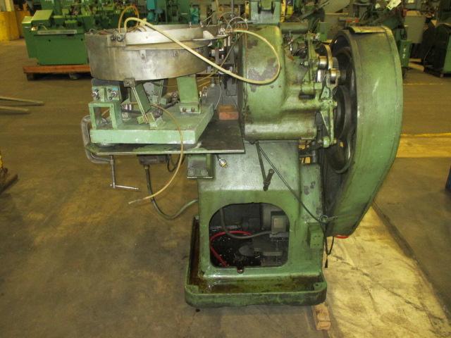 Waterbury Farrel Model #10 Automatic Flat Die Thread Roller