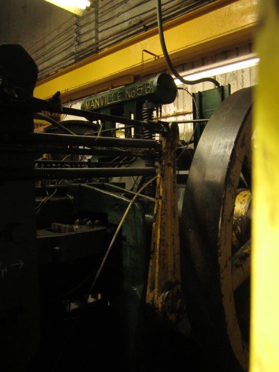 Manville Rod Header Model 5B