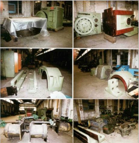 6000 Ton Ajax Model MP 6000 Forging Press