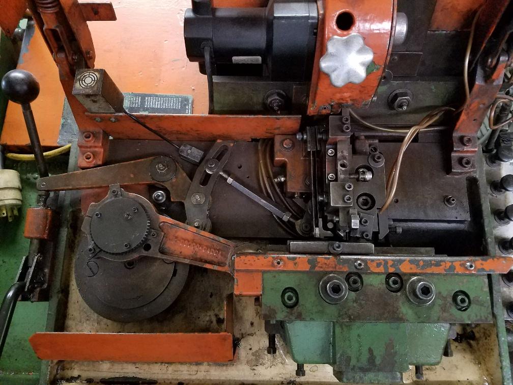 Hartford Model 000-1000 High Speed Flat Die Thread Roller
