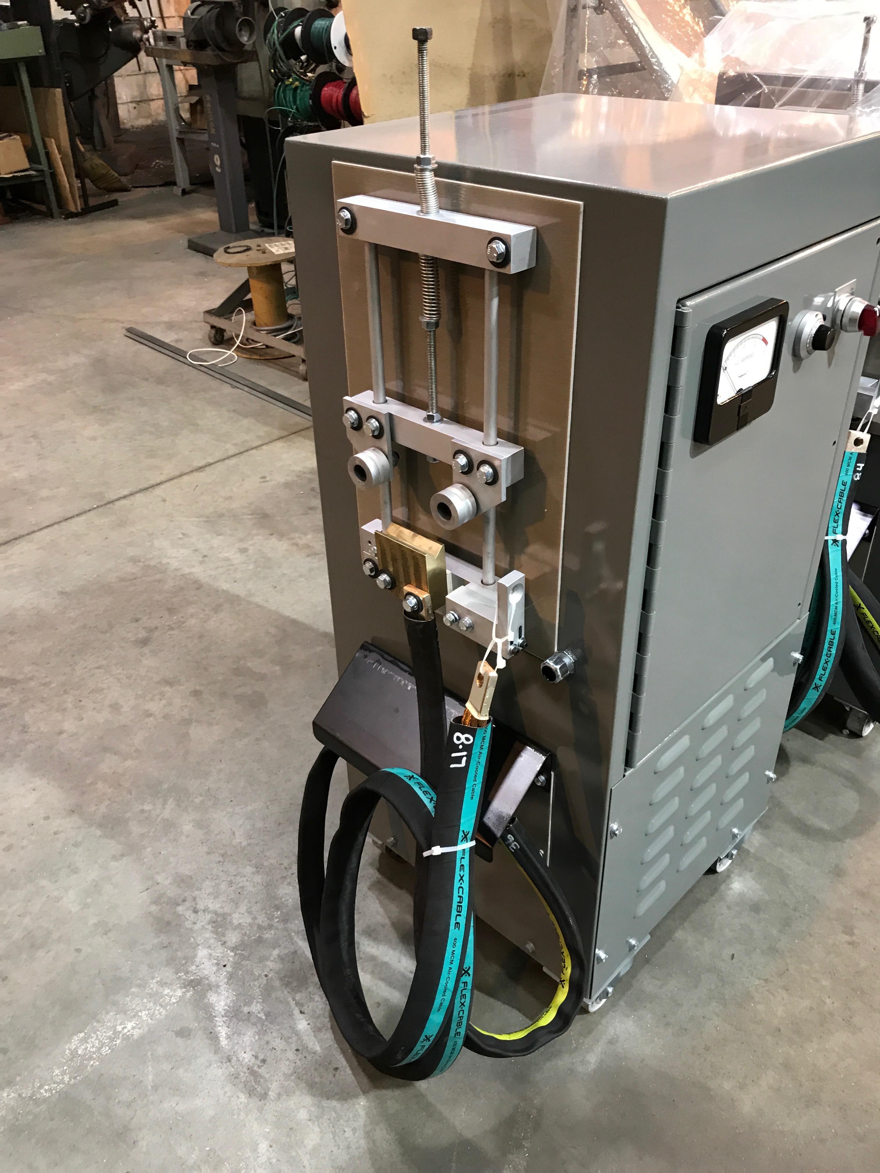 Incofab Model SCR-3-S In Line Wire Heater