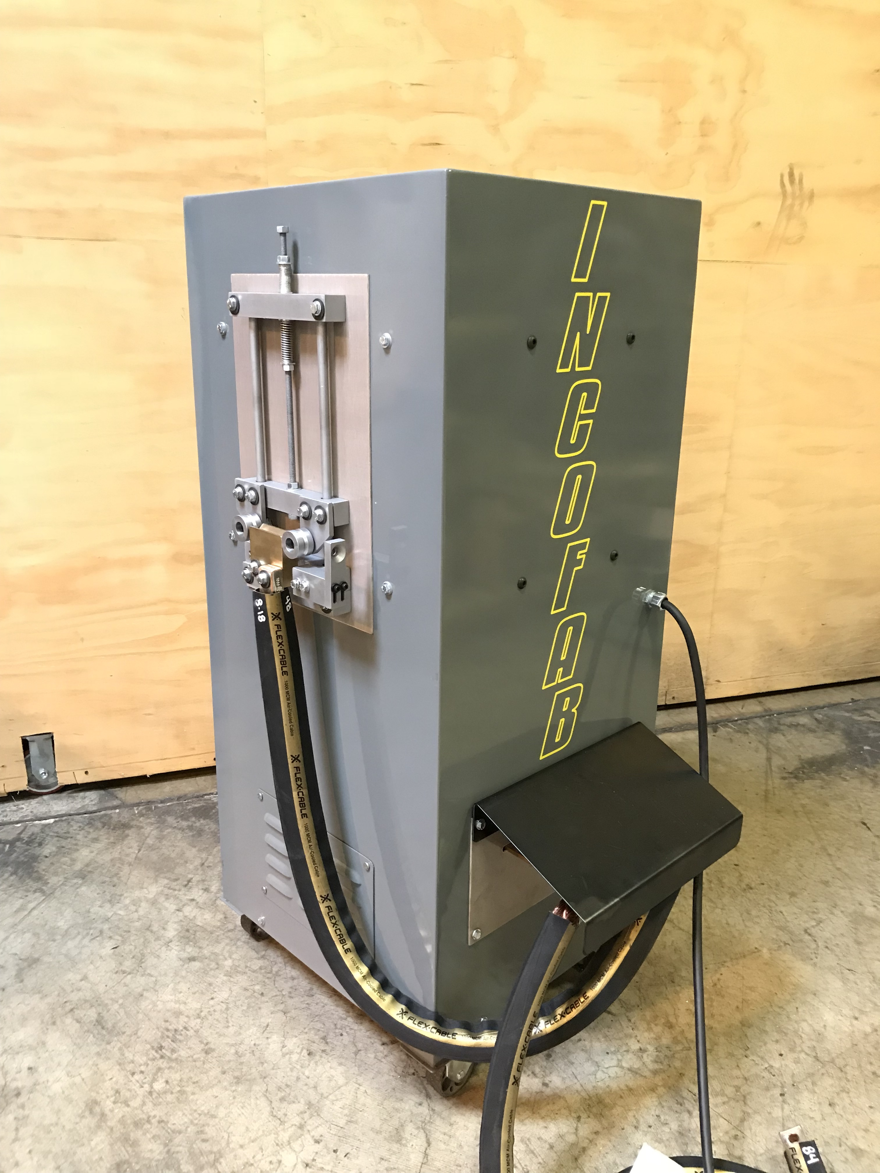 Incofab Model SCR-10-S In Line Wire Heater