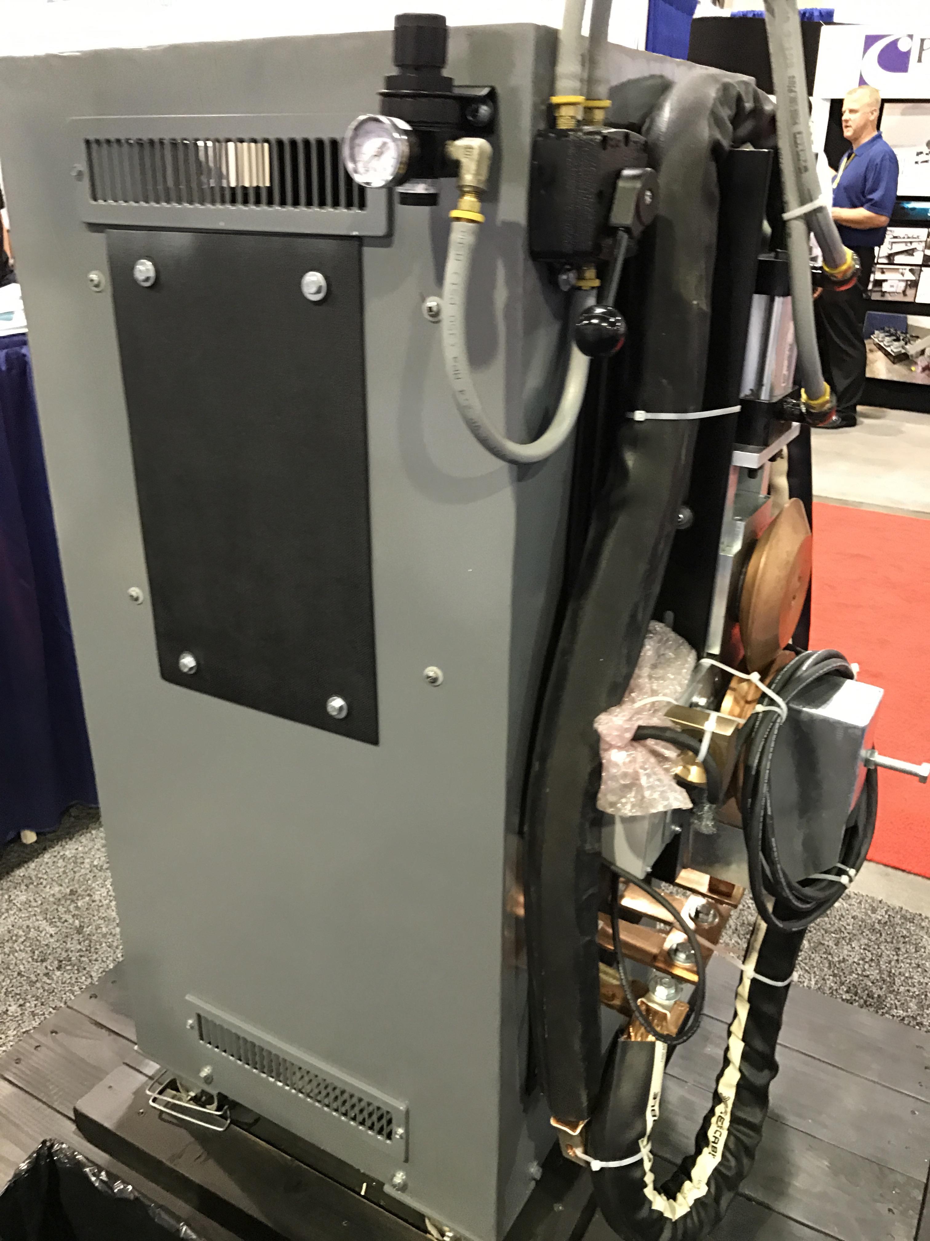 Incofab Model SCR-20-SR In Line Wire Heater