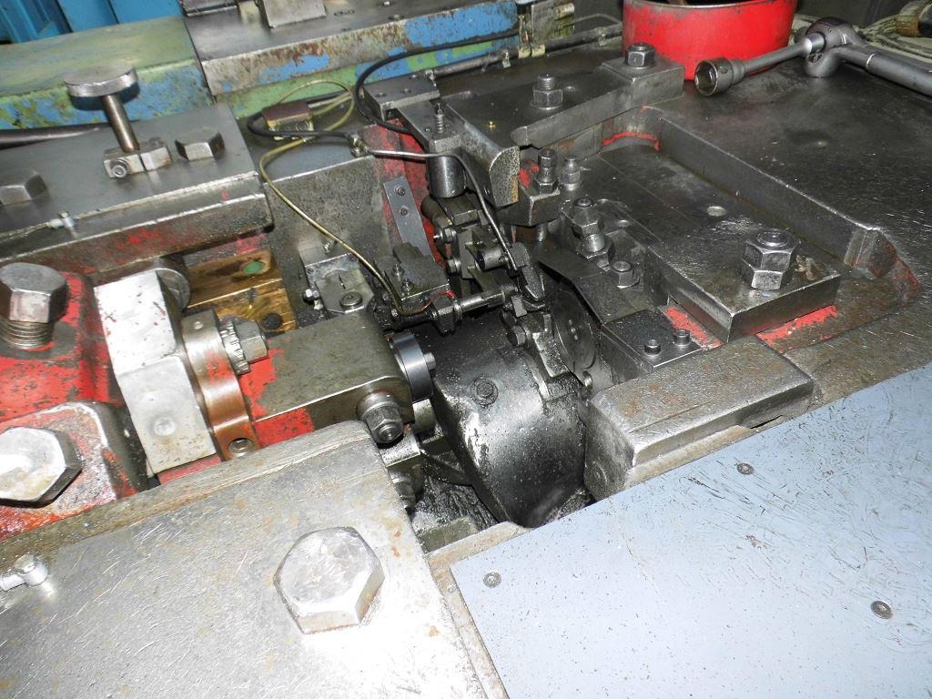 National Model M20LS DSSD Cold Header