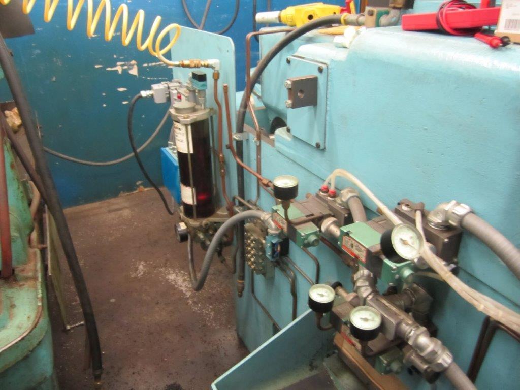 Landis Model 24-PW 2Die Cylindrical Thread Roller
