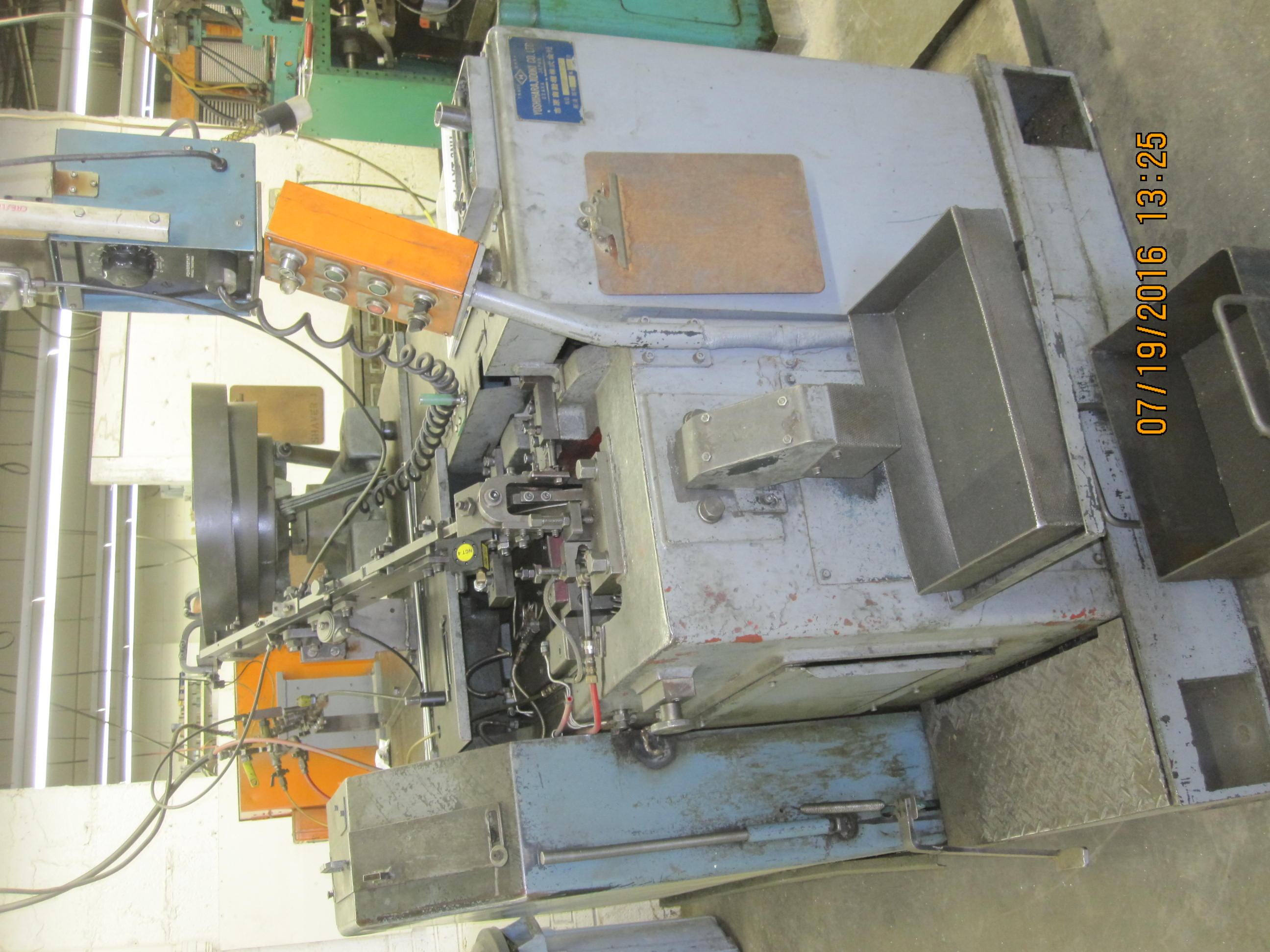 Yoshihara Model YT-3NH Automatic Trimmer