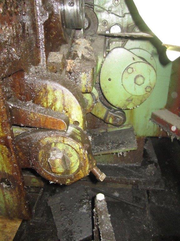 "1/2"" National Model 810 Double Stroke Solid Die Long Stroke Cold Header"