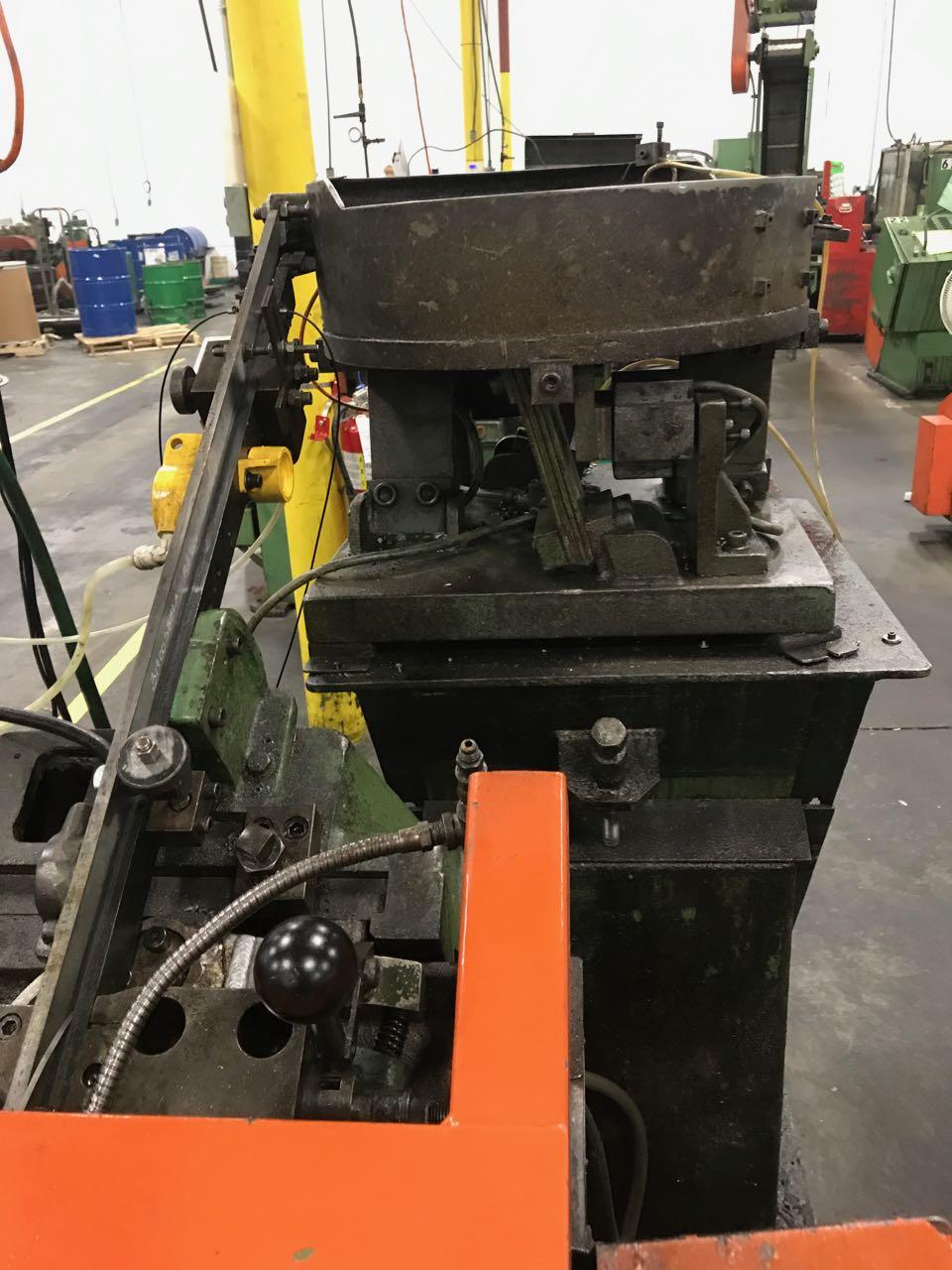 "1/4"" Robertson-Hartford Model 4-500 High Speed Thread Roller"