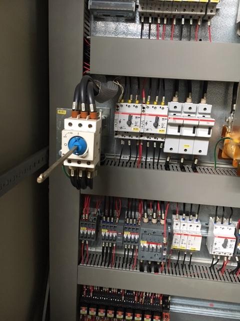 Tecno Impianti Model SKP26 In Line Wire Drawer