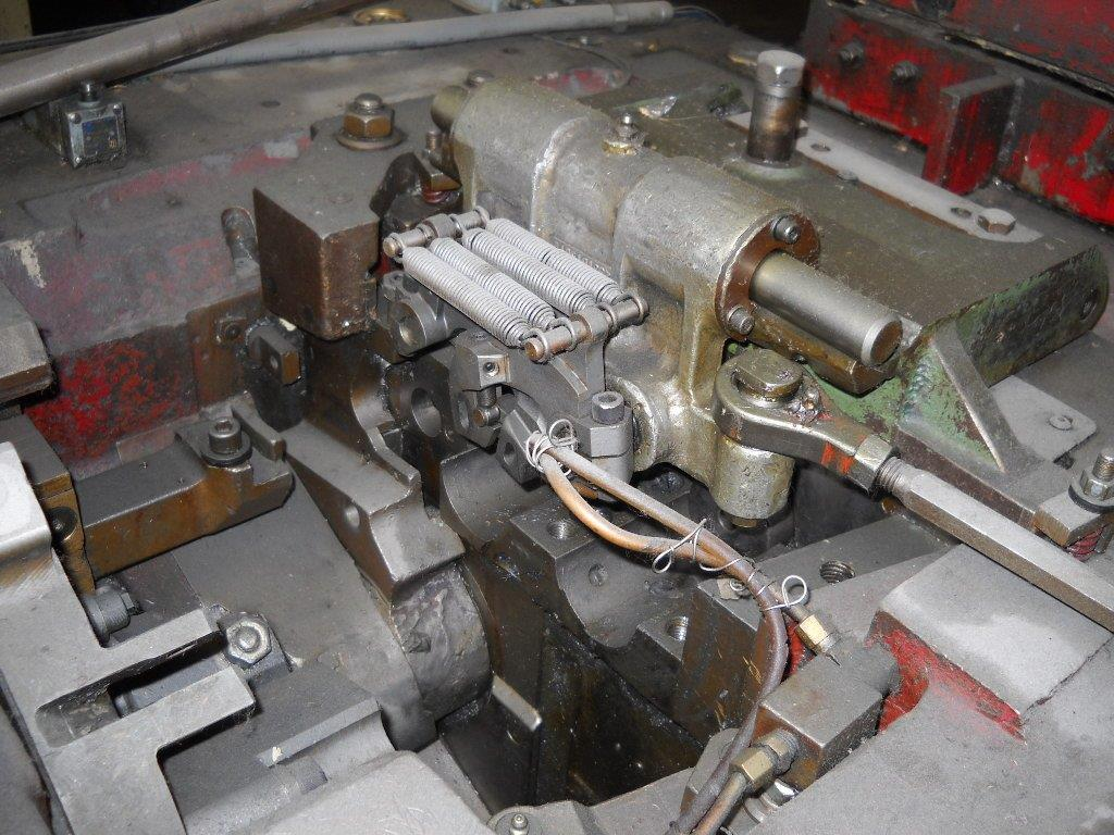 National Model 56 Two Die Three Blow Cold Header