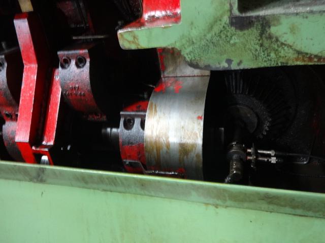 Carlo Salvi Model RF/873/SV High Speed DSSD Semi Tubular Rivet Header