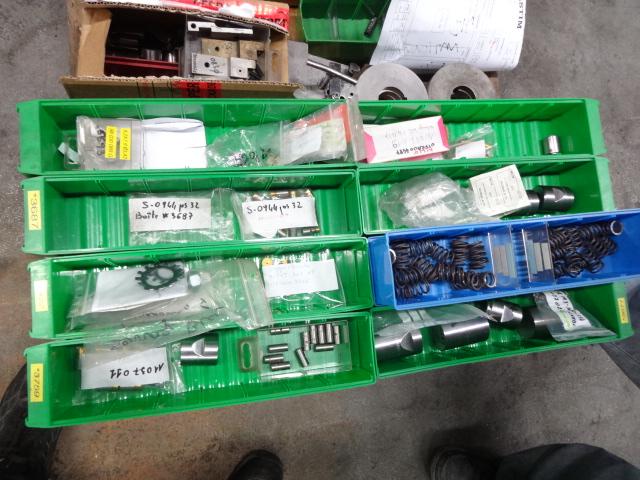 National Model M5 High Speed Single Die Tubular Rivet Header
