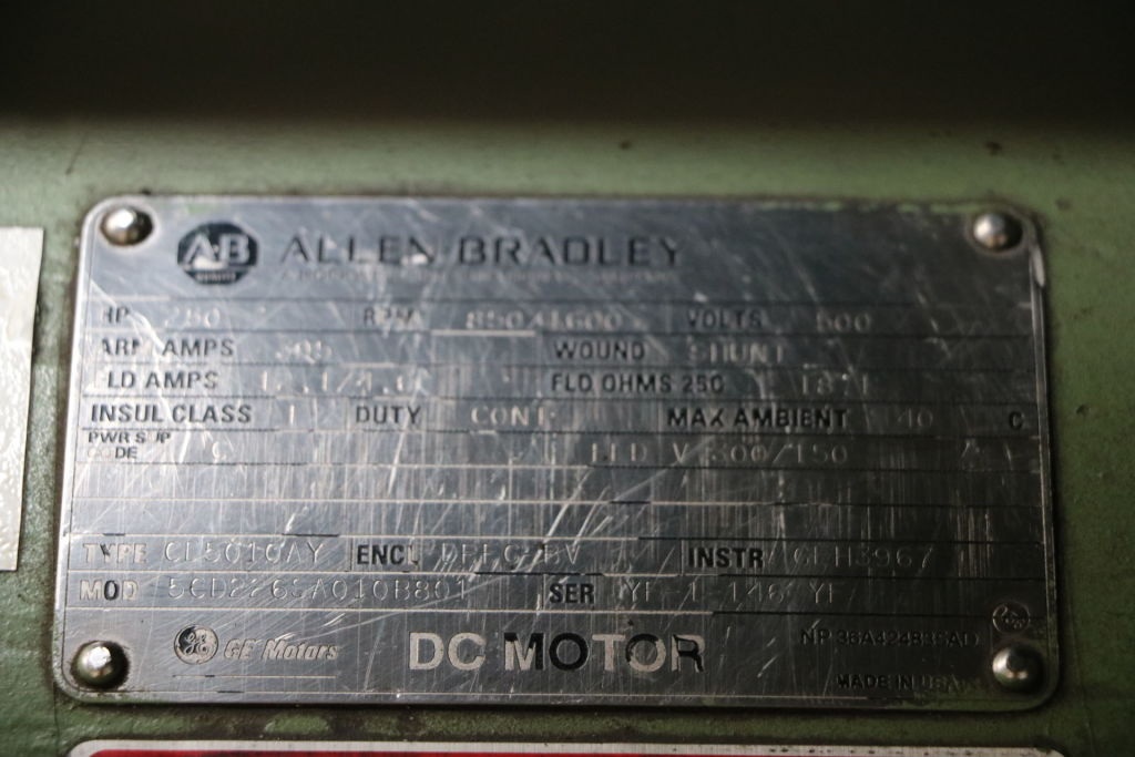 National Model M20 S-2 4 Die Long Stroke Boltmaker