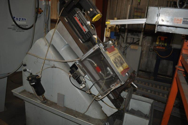 Zagar tapping Machine