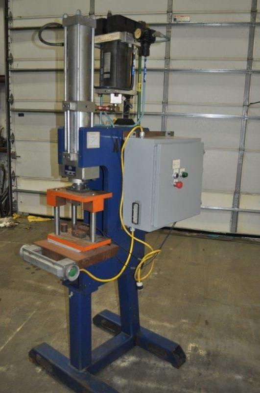 15 Ton OHMA Systems ( Canada) Model PS816-300-CFF-.50-TR-24
