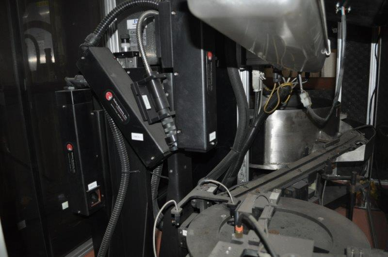 Retina Laser Inspection Unit