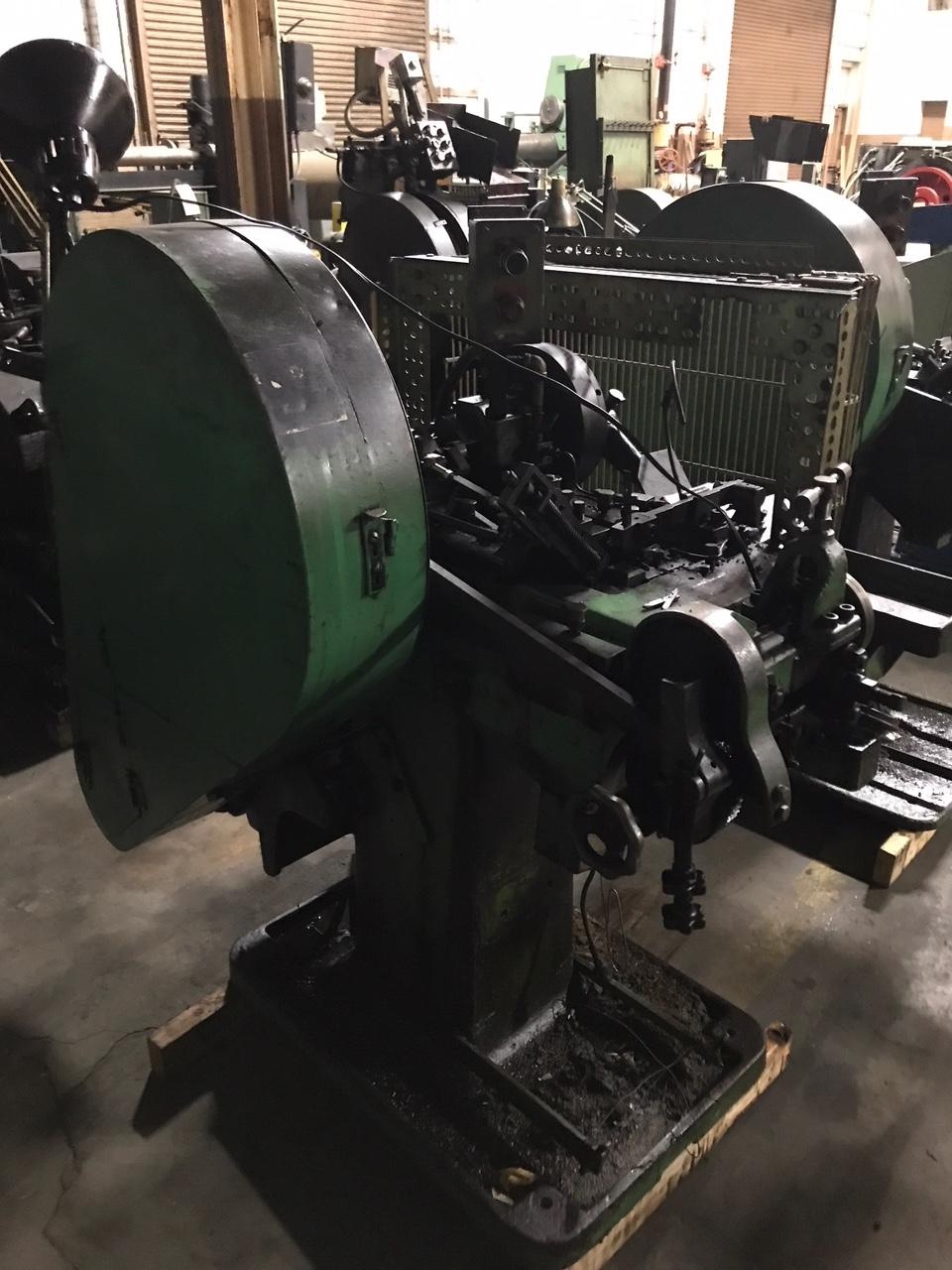 "1/8"" Waterbury Farrel Model 0 Toggle Header"