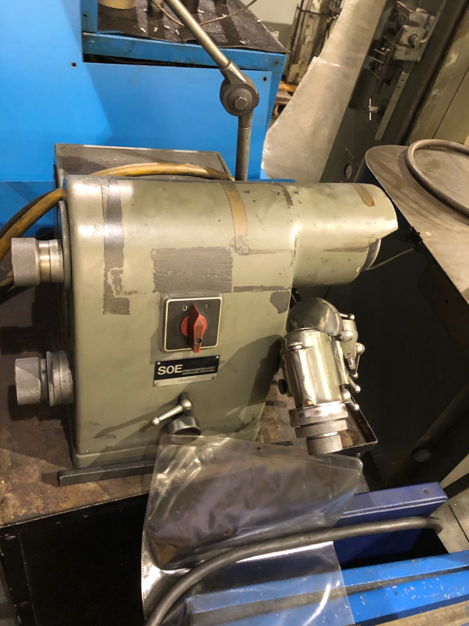 Georgii Tool Grinder Model KOD526S12