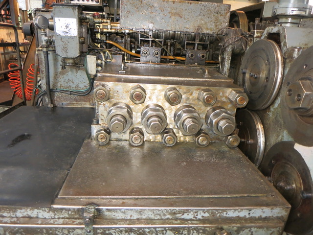"One Used 3/4"" Malmedie Model QPB-A 131 Four Die Bolt Making Machine"