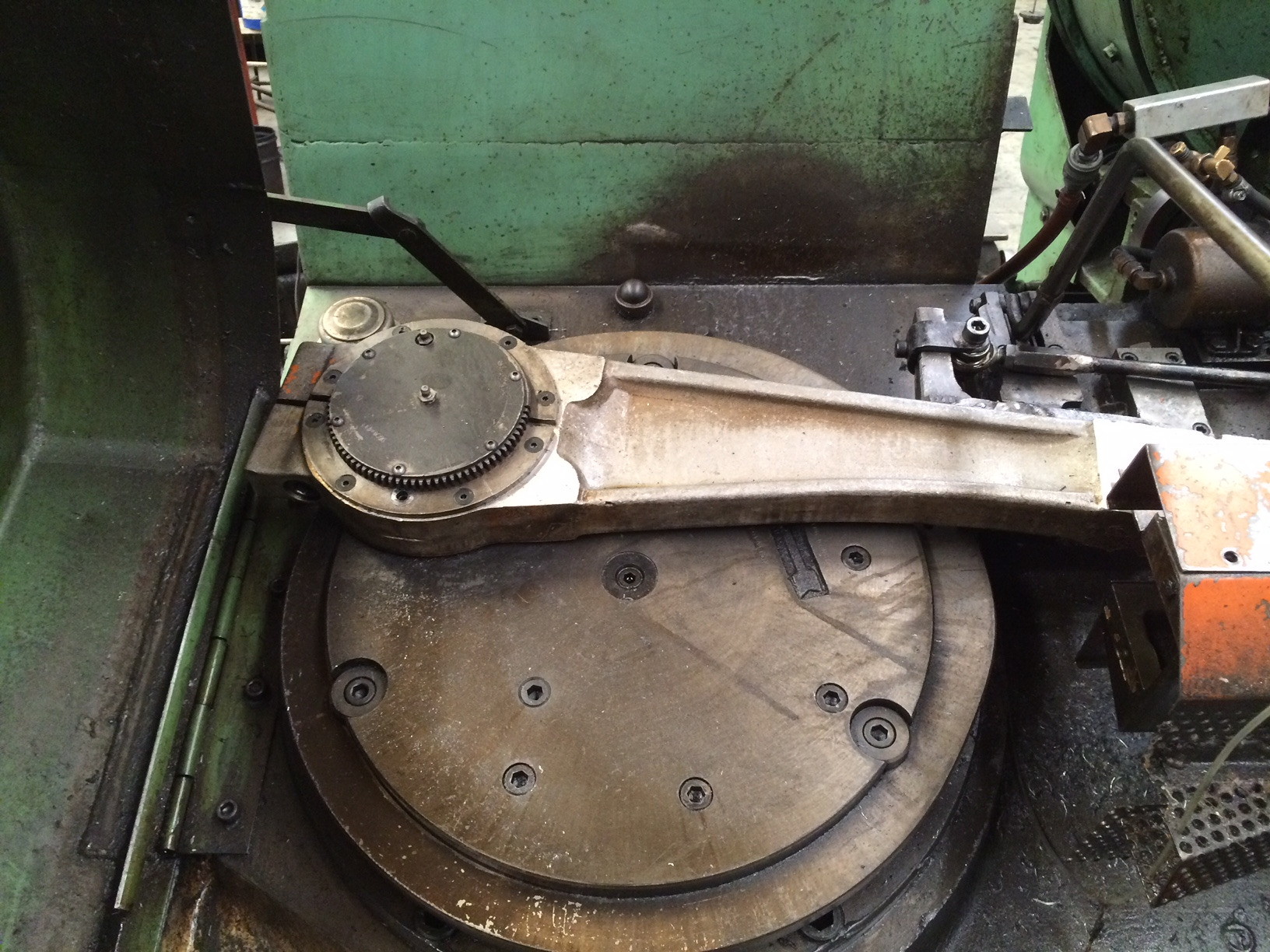 Hartford Model 20-225 Thread Rolling Machine
