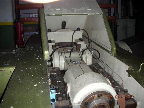 Herlan Model P6 Impact Extrusion Press