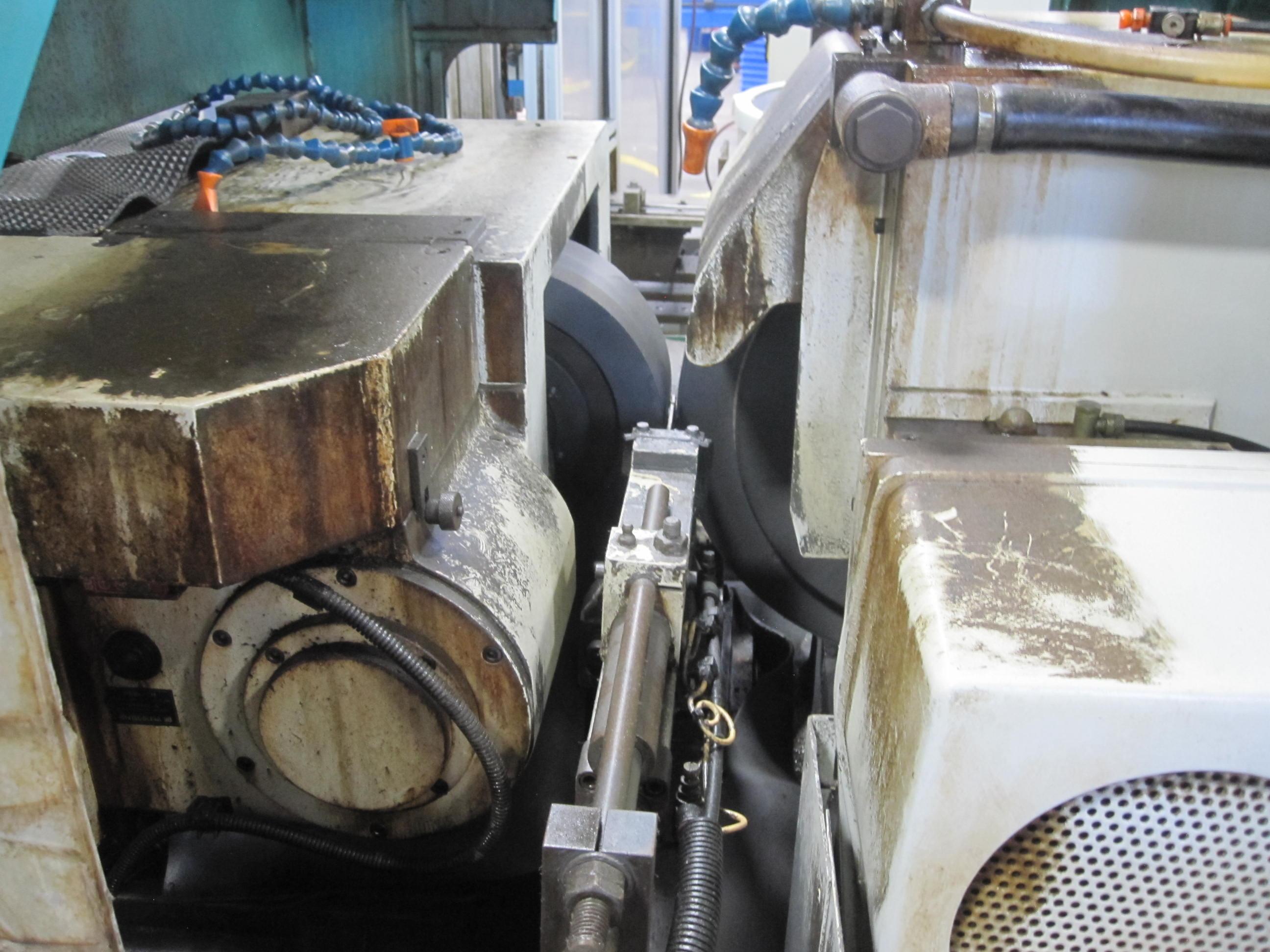 Monza Model 510 CNC Centerless Grinder