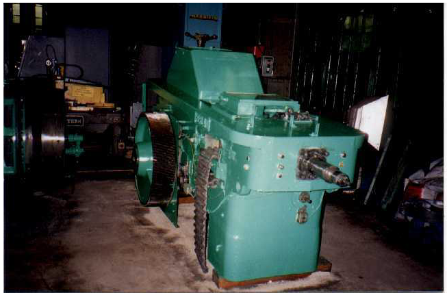 Herlan Model #SP6 Impact Extrusion Press