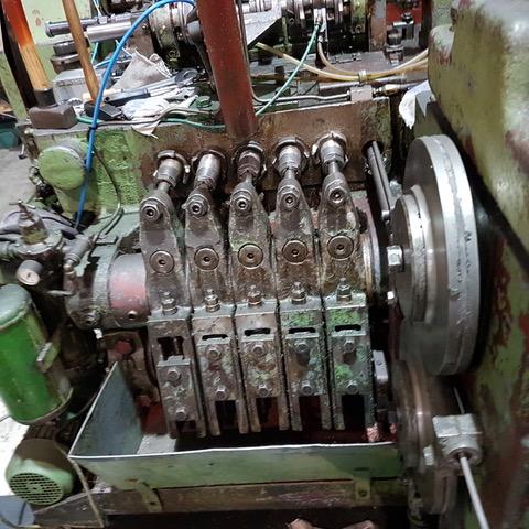National Model 500 5 Die Cold Former