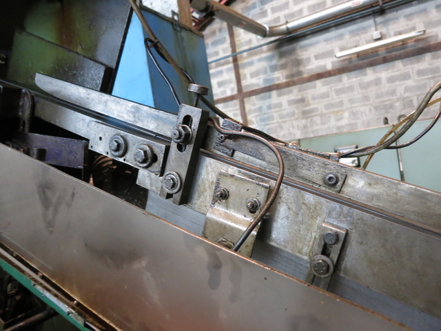 Peltzer & Ehlers Model NKW-12 Combined Thread Rolling and Pointing Machine