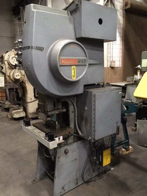 Niagara 22 Ton OBI Press