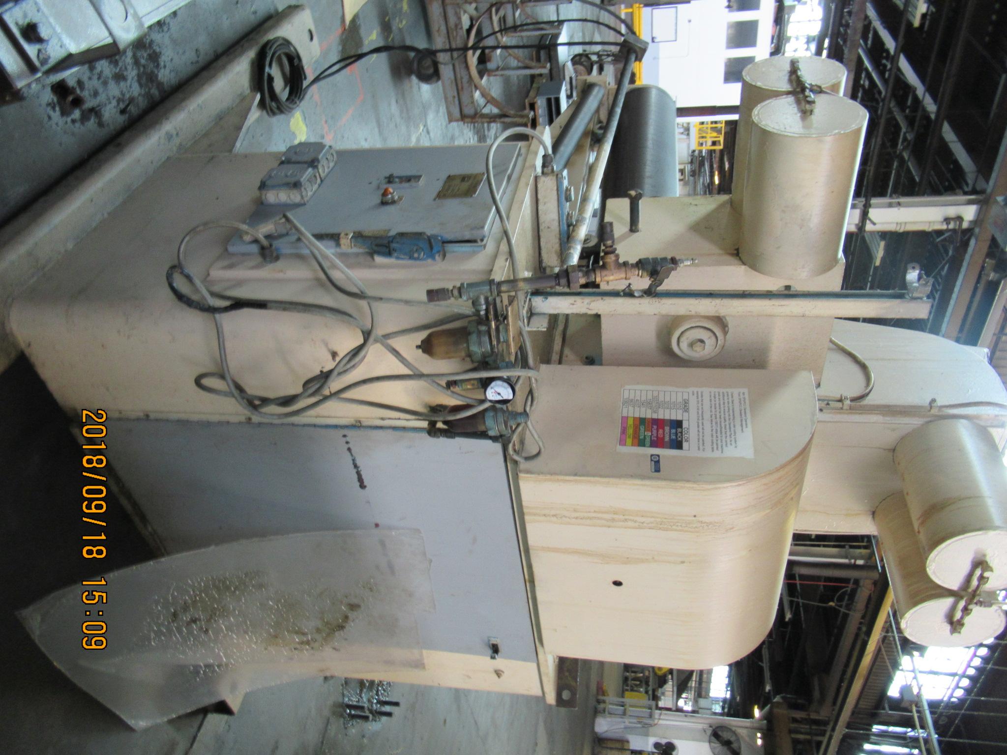 RMG Model 2024-01 Powered Uncoiler