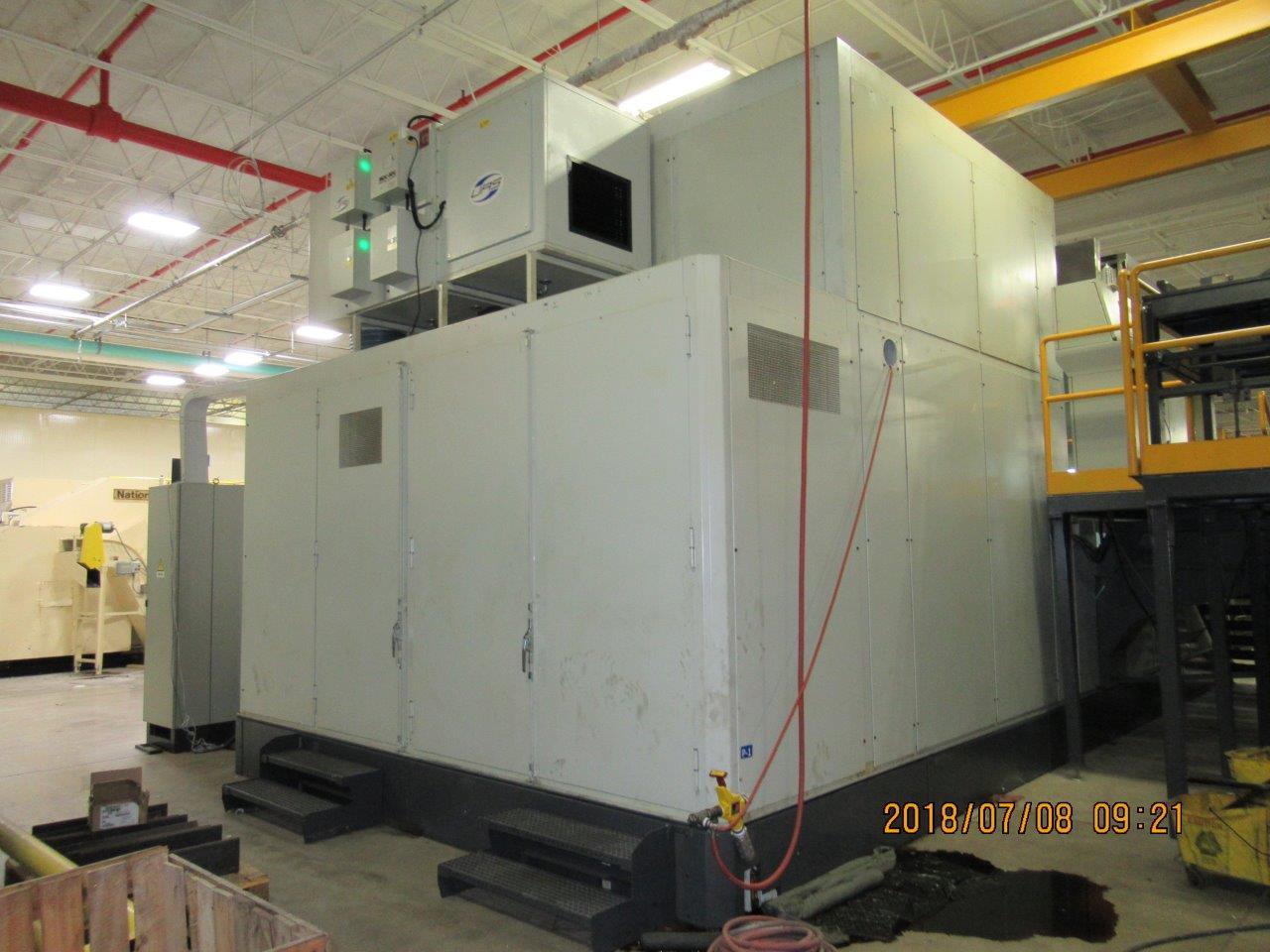 Sacma Model SP-660 AL 5 Die Long Stroke Cold Former