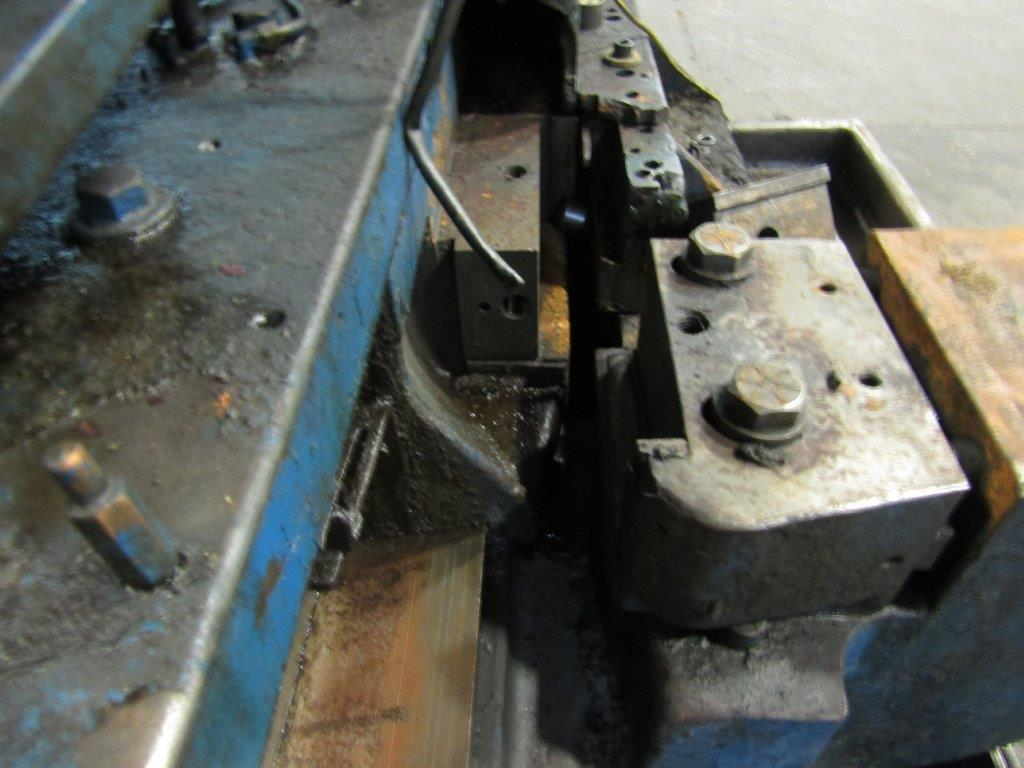 Waterbury Farrel Model #30 Horizontal Heavy Frame Hand Feed Thread Roller