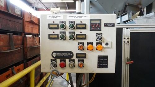 Retina Systems Model 106 Laser Inspection Machine
