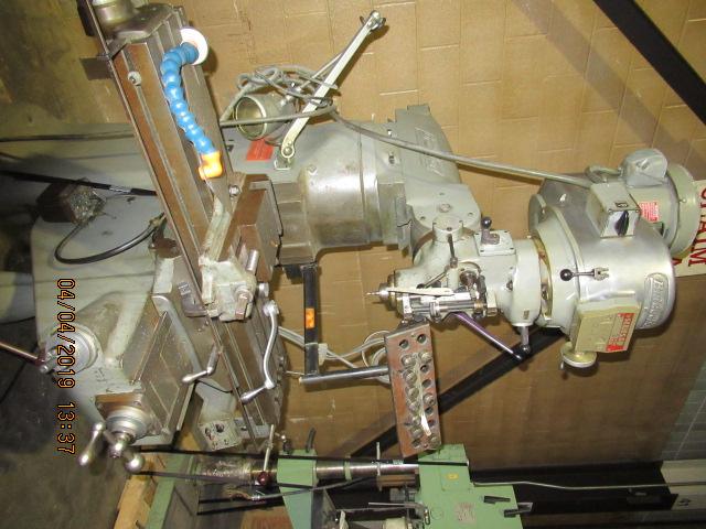 Bridgeport Vertical Mill Series I